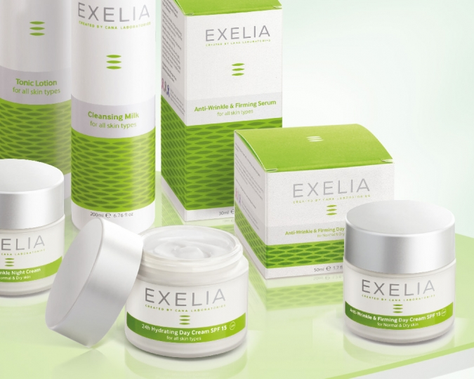EXELIA NEW COSMETICS BRAND