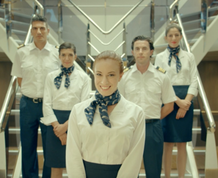 Hellenic Seaways brand campaign