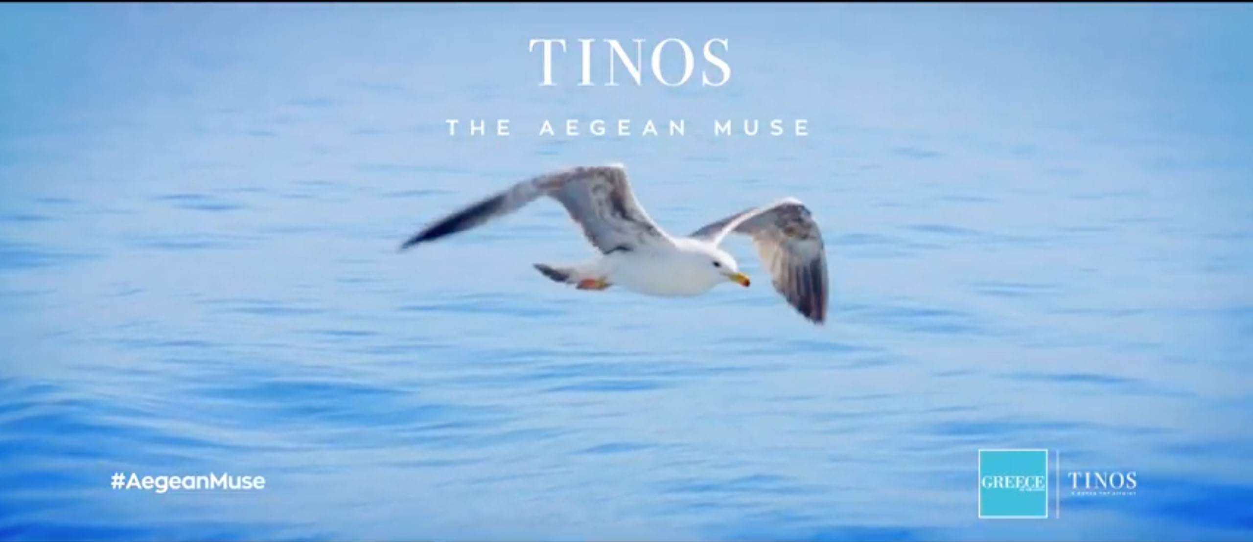 Tinos - The Aegean Muse